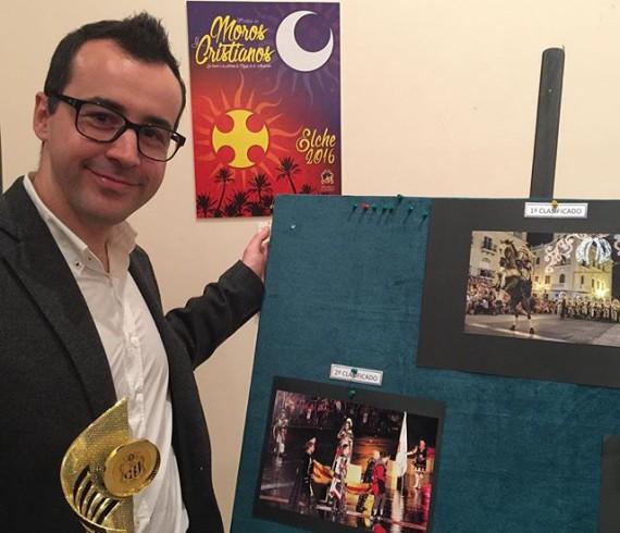 francisco samper primer premio concurso fotografico moros cristianos elche