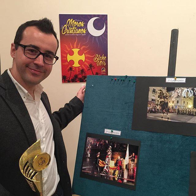 primer premio concurso fotografico moros cristianos elche