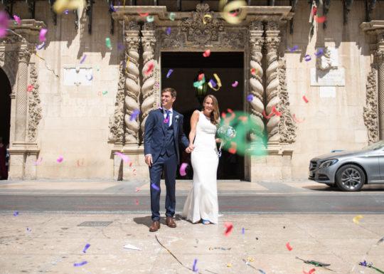 fotografia de bodas alicante elche salon azul