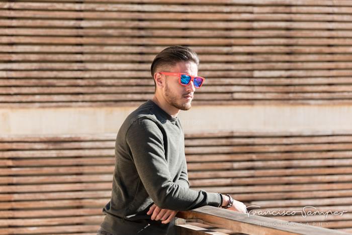 fotografo de gafas de sol exteriores modelos moda alicante elche