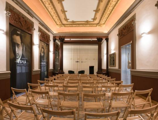 fotografia de interiores alicante palacio portalet lab15